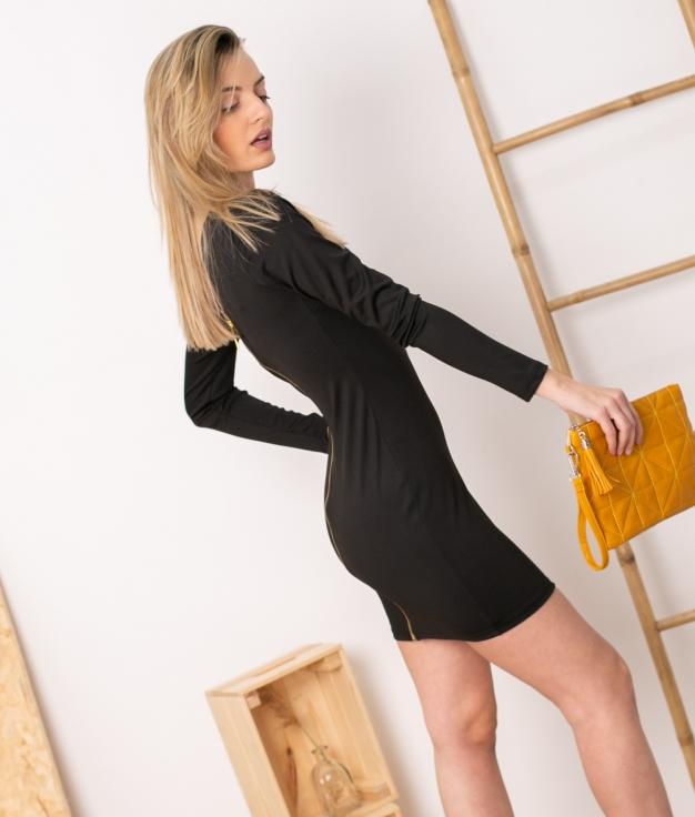 Vestido Rimuru - Negro