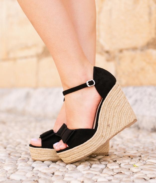 Wedge Heel Danilo - Black