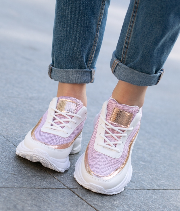 Sneakers Purino - Pink