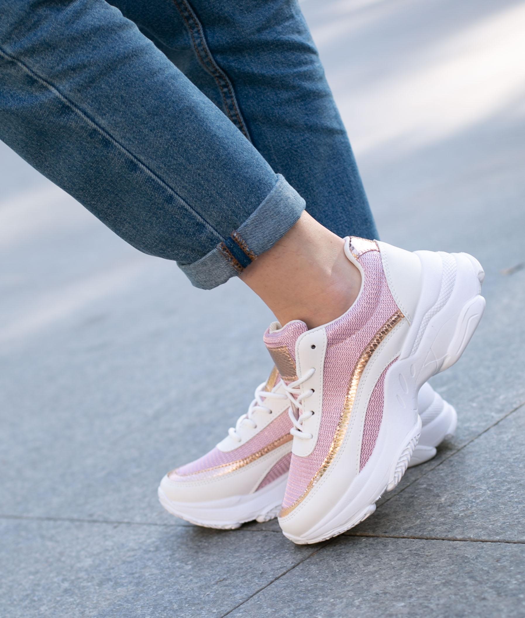 Sneakers Purino - Rose