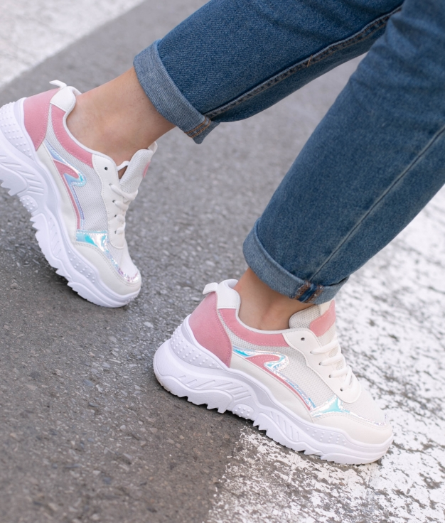Sneakers Gombo - Rosa