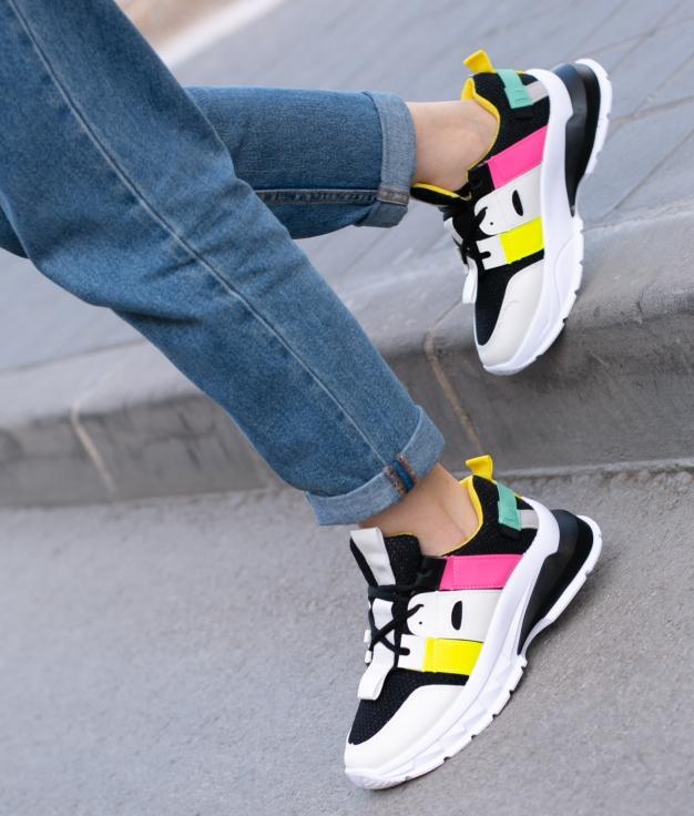 Sneakers Santer - Black