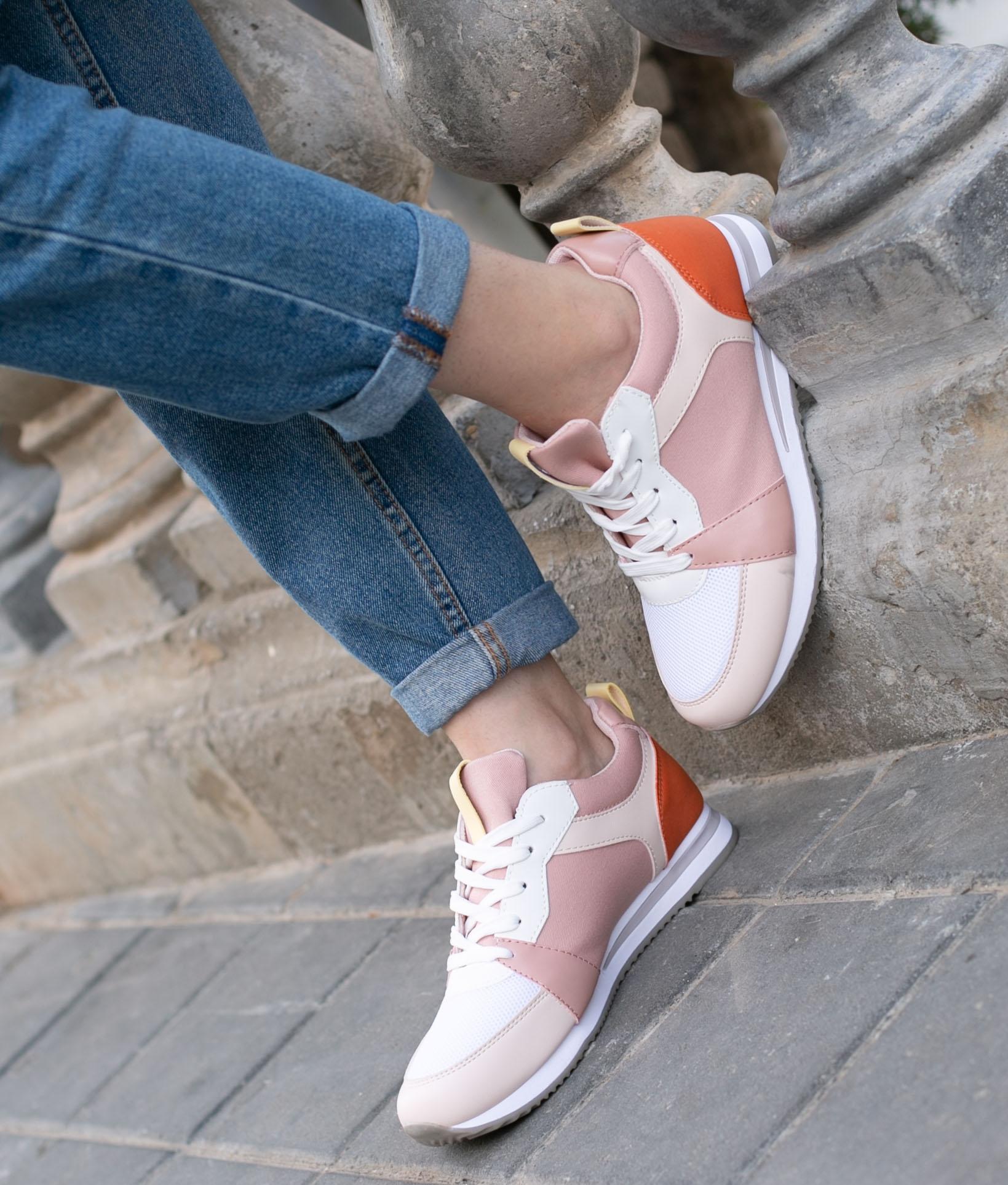 Sneakers Piji - Rosa