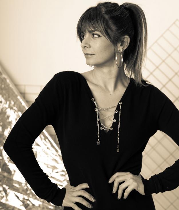 Vestido Yingu - Negro