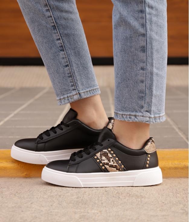 Sneakers Conpel - Noir