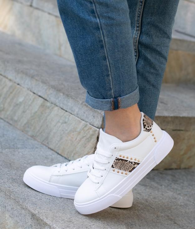 Sneakers Conpel - Bianco