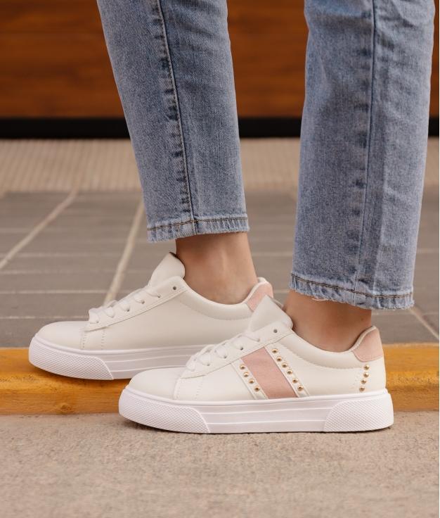 Sneakers Bunburi - Rosa
