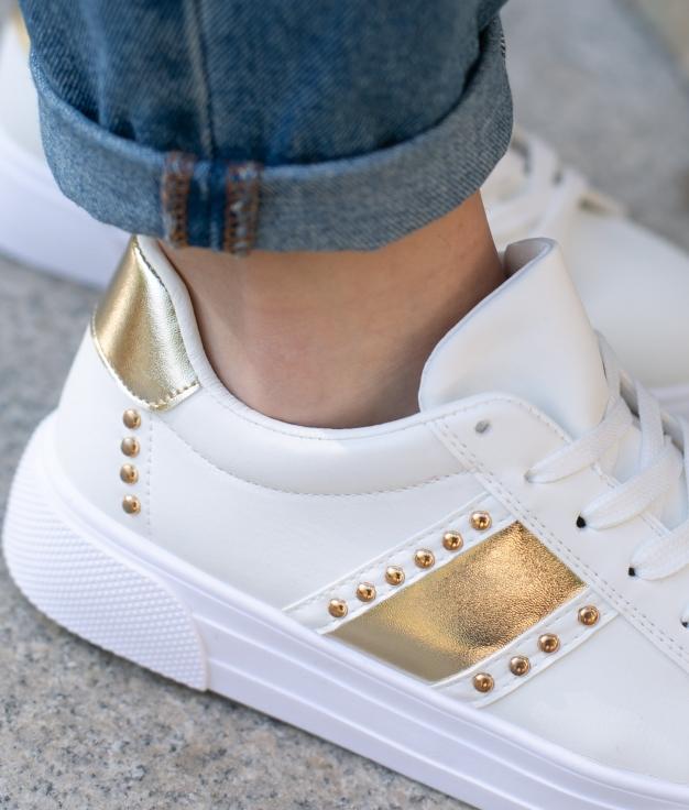 Sneakers Bunburi - Golden