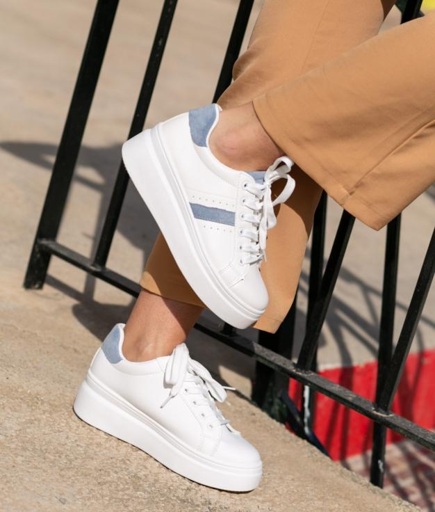 Sneakers Yoyole - Azul
