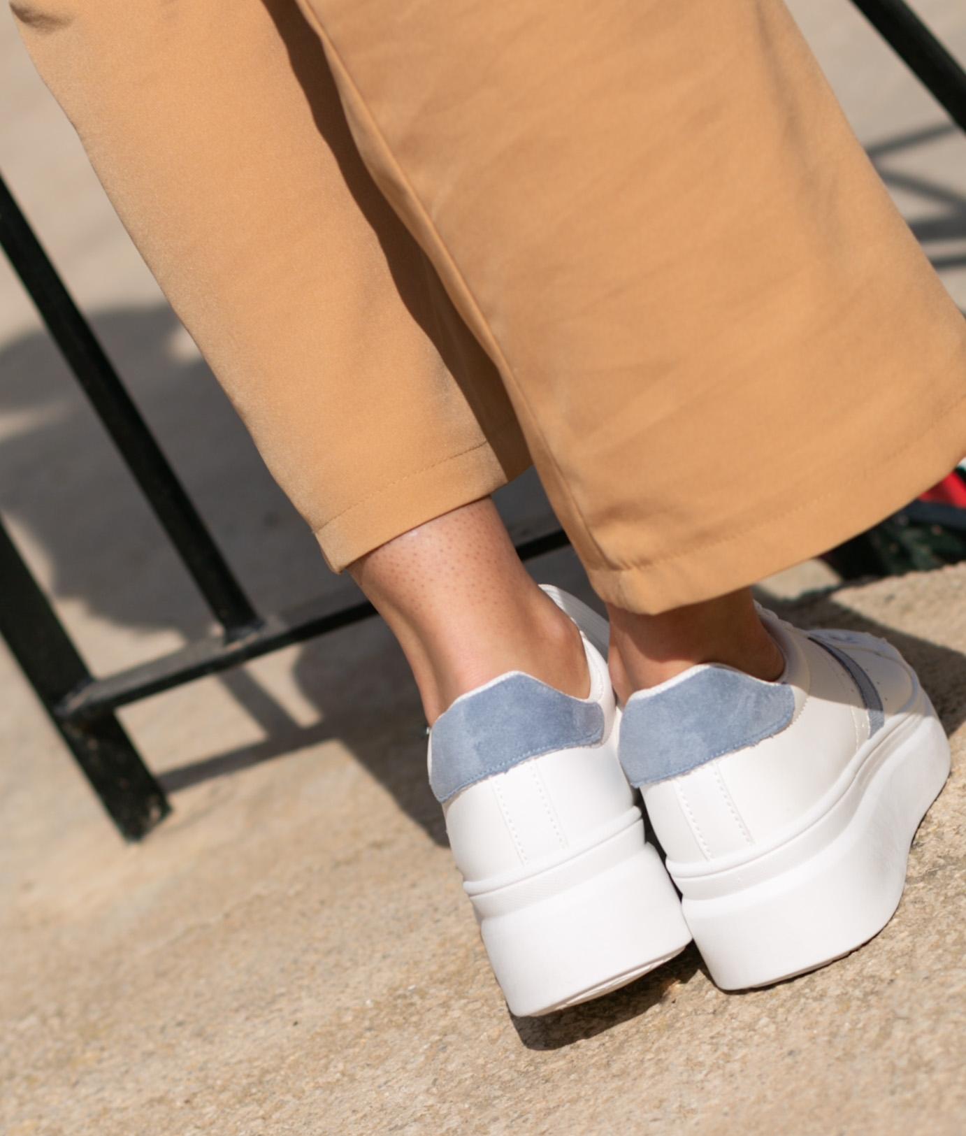 Sneakers Yoyole - Bleu