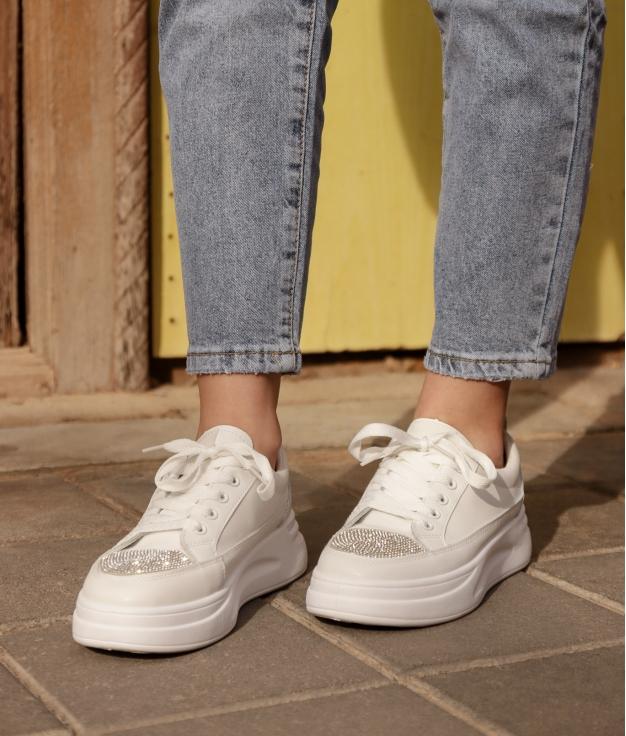 Sneakers Vindava - Blanco