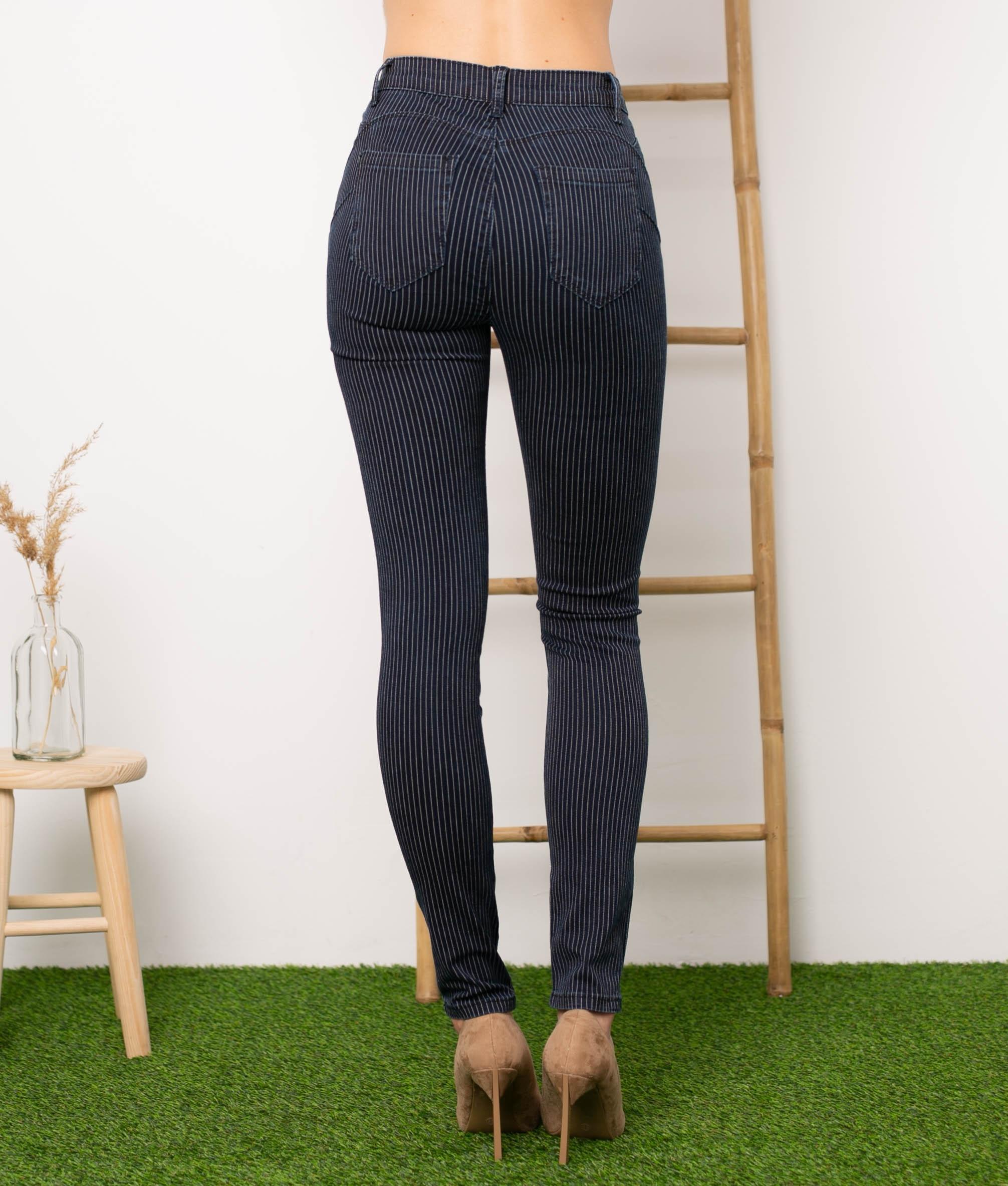 Pantalón Luxy - Azul Marino