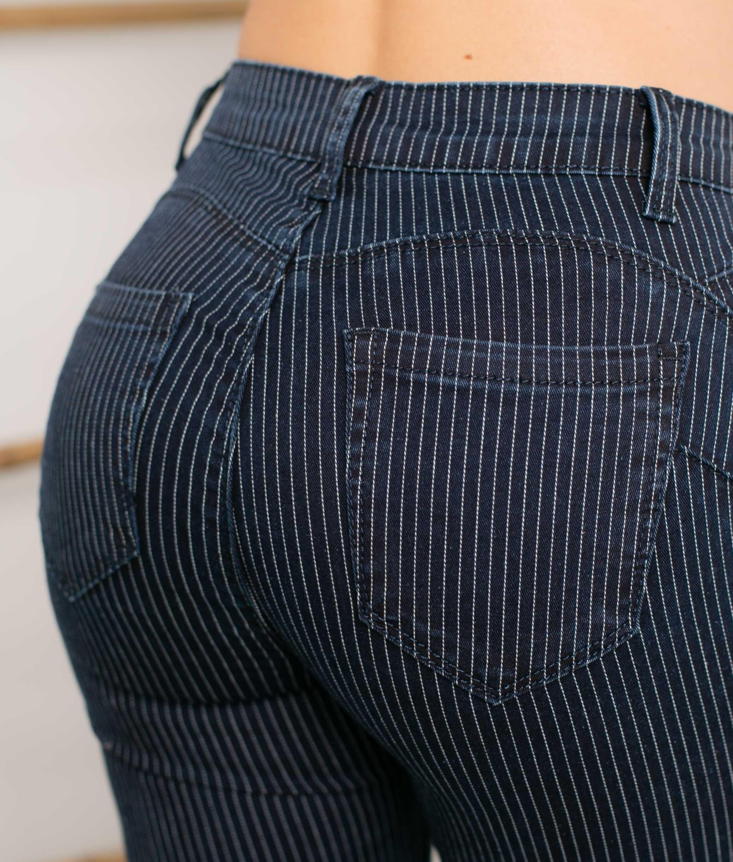 Pantalon Luxy - Bleu Marine