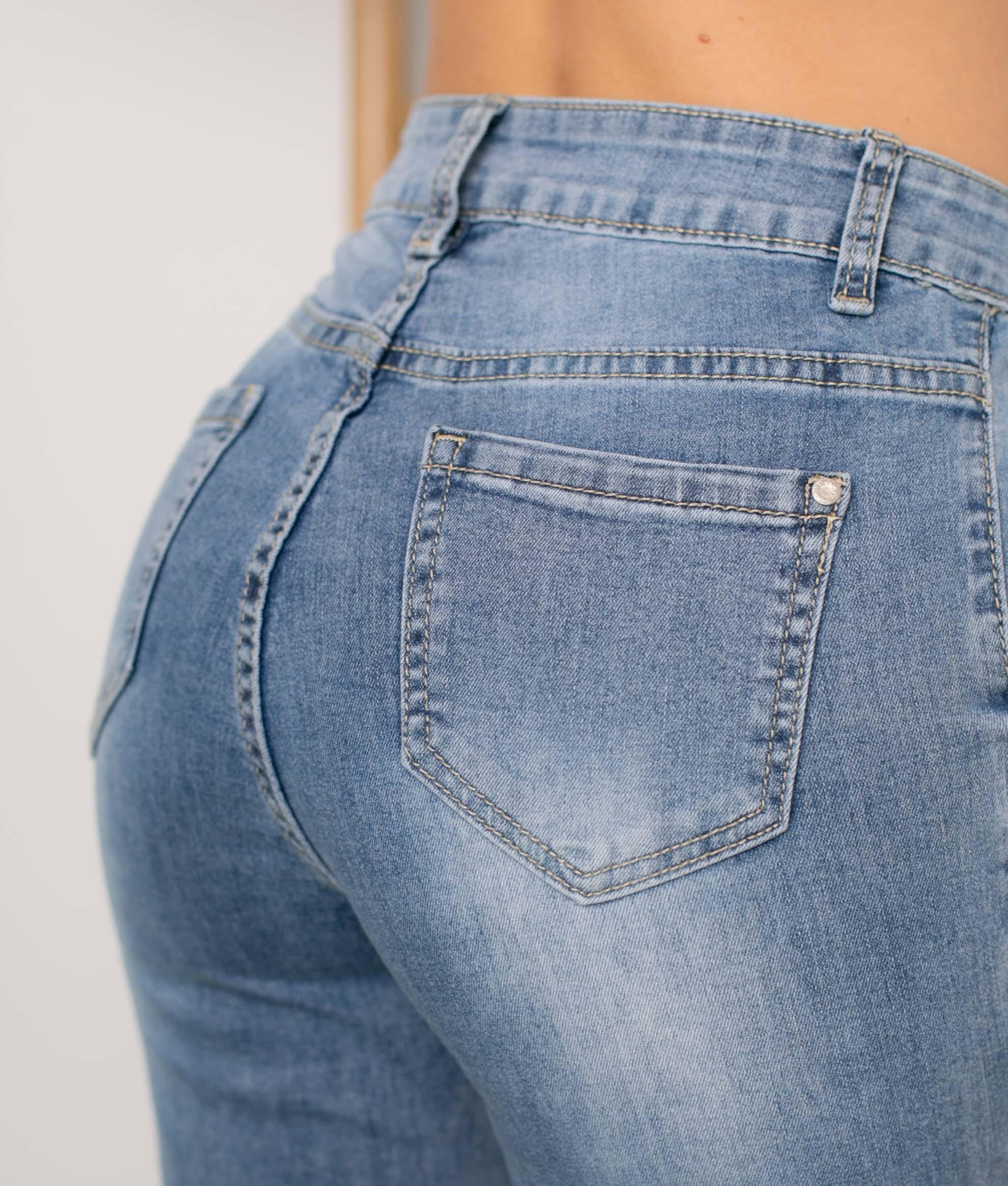 Pantalon Hini - Denim