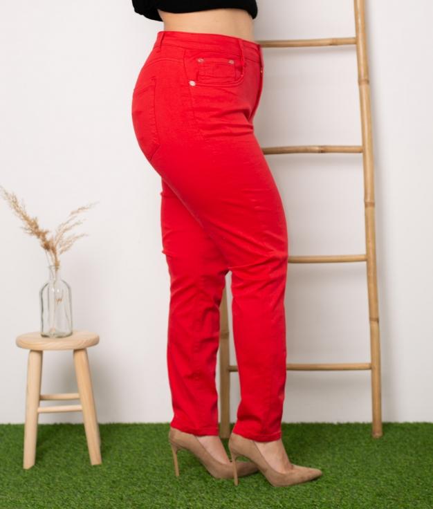 Pantalon Jolyn - Rouge