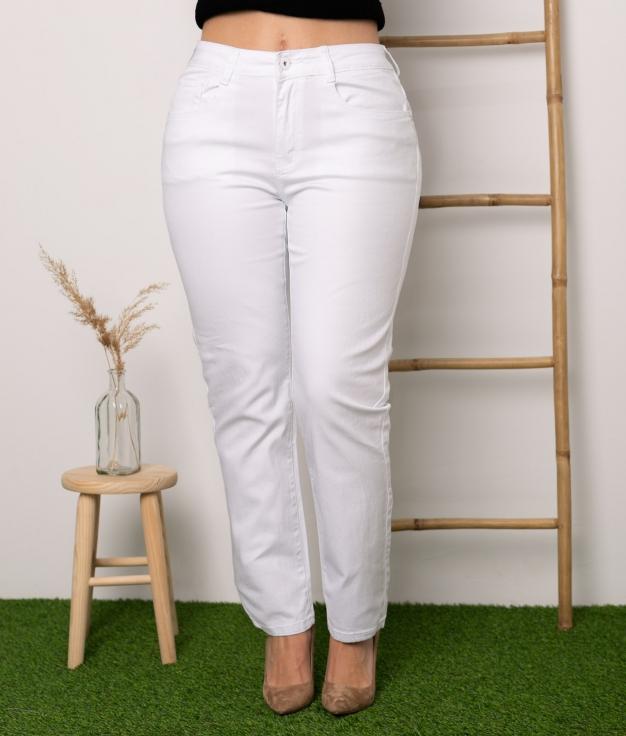 Pantalón Florence - Blanco