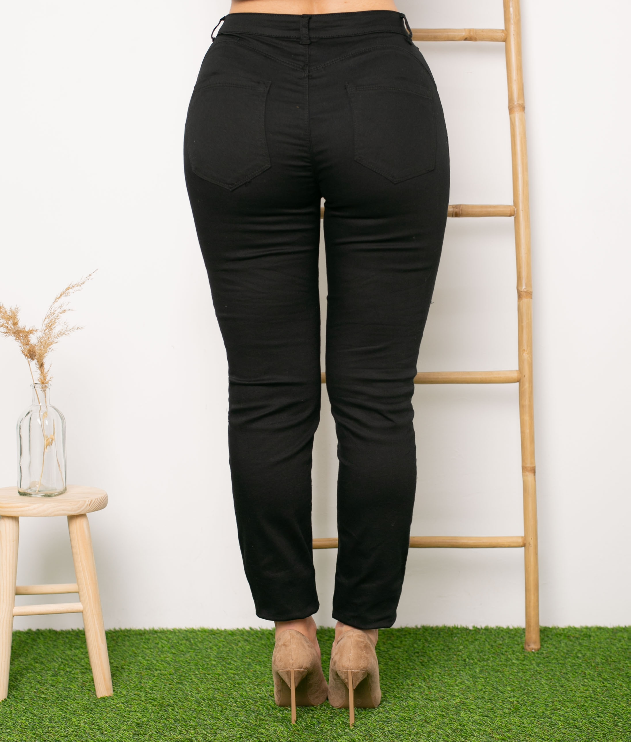 Pantalon Mayorca - Noir