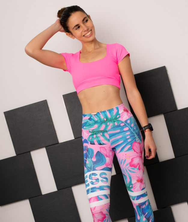 Leggins Will - Rosa