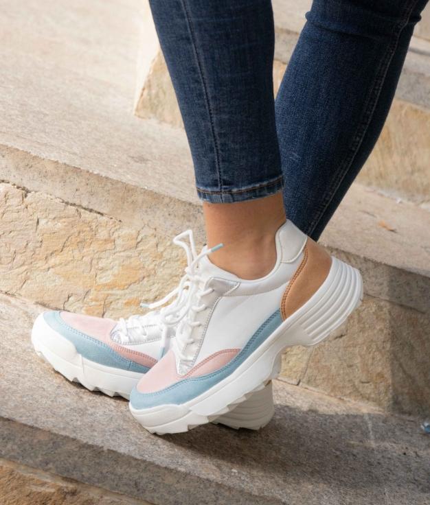 Sneakers Uyul - Blu