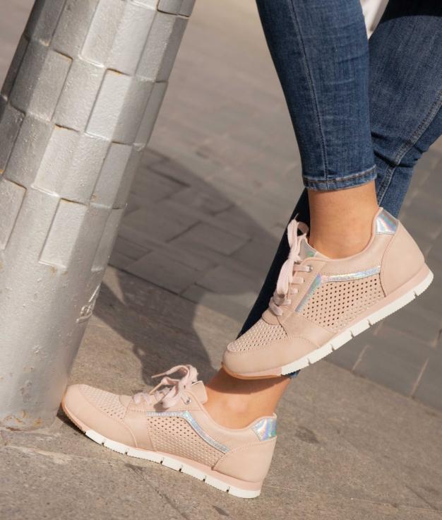 Sneakers Lole - Nude