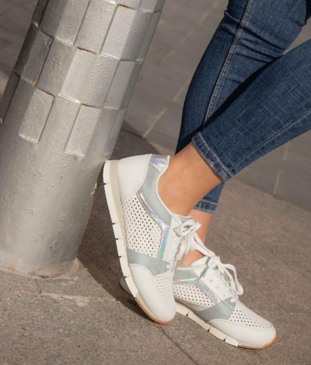 Sneakers Lole - White