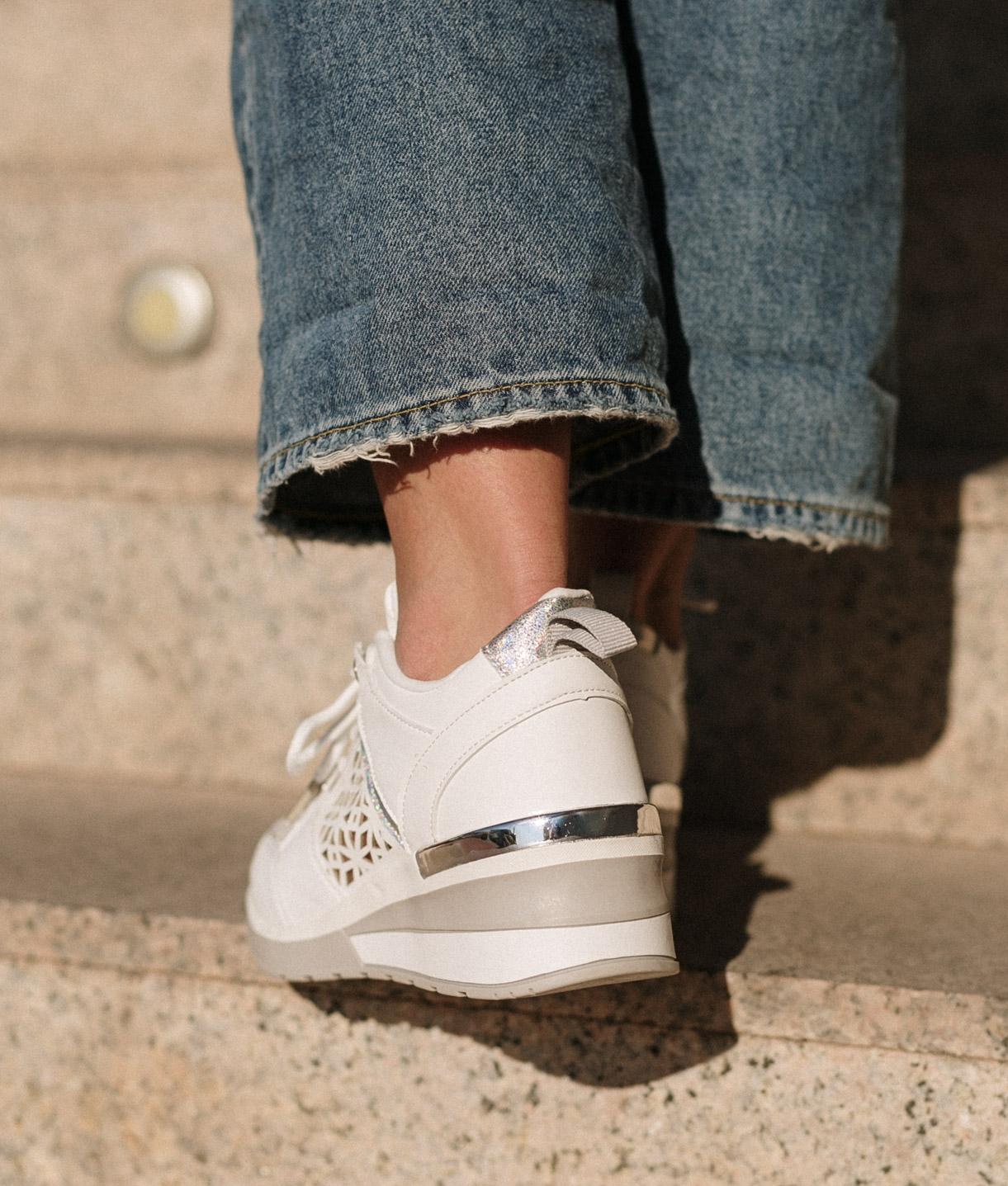 Sneakers Triquet - Branco