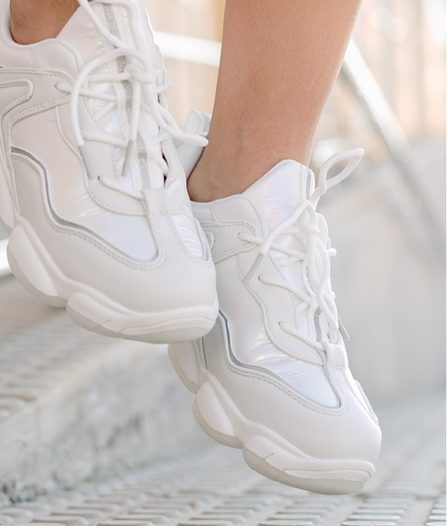 Sneakers Esparten - Blanco