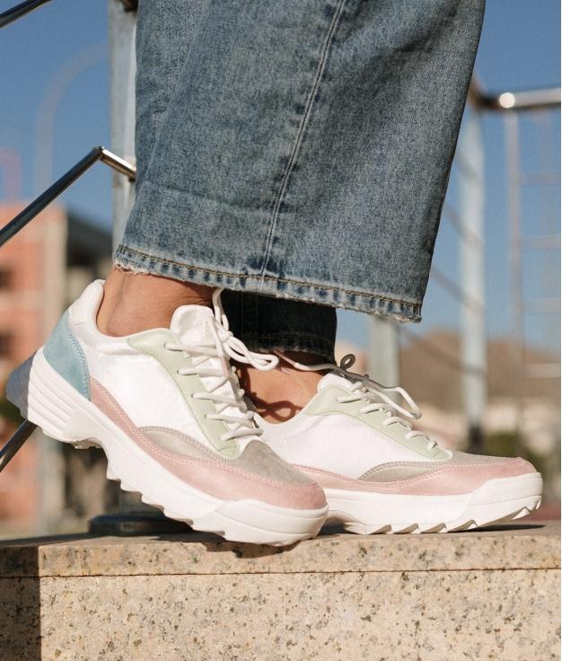 Sneakers Uyul - Pink