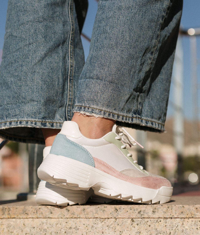 Sneakers Uyul - Rosa