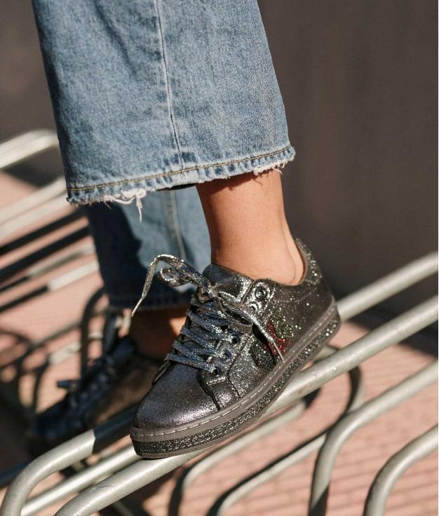 Sneakers Sadon - Argento