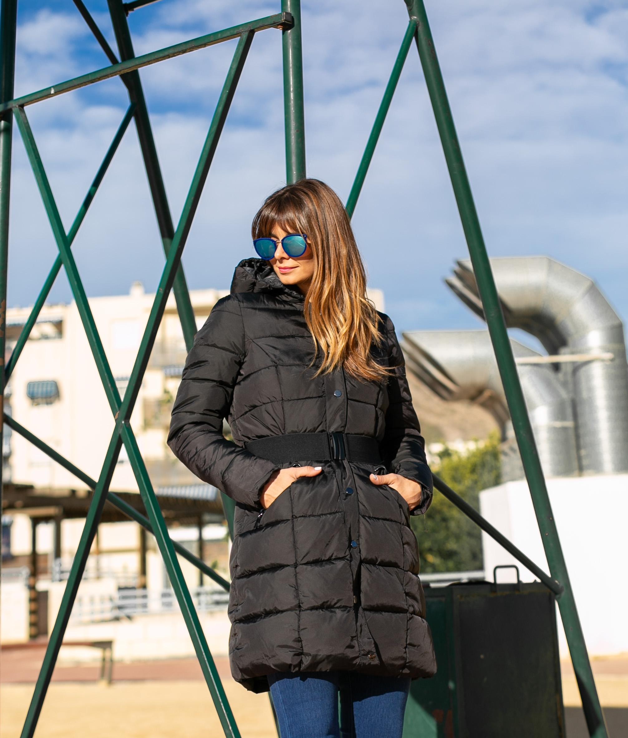 Coat Louse - Black