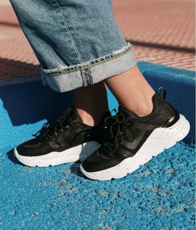 Sneakers Galas - Preto
