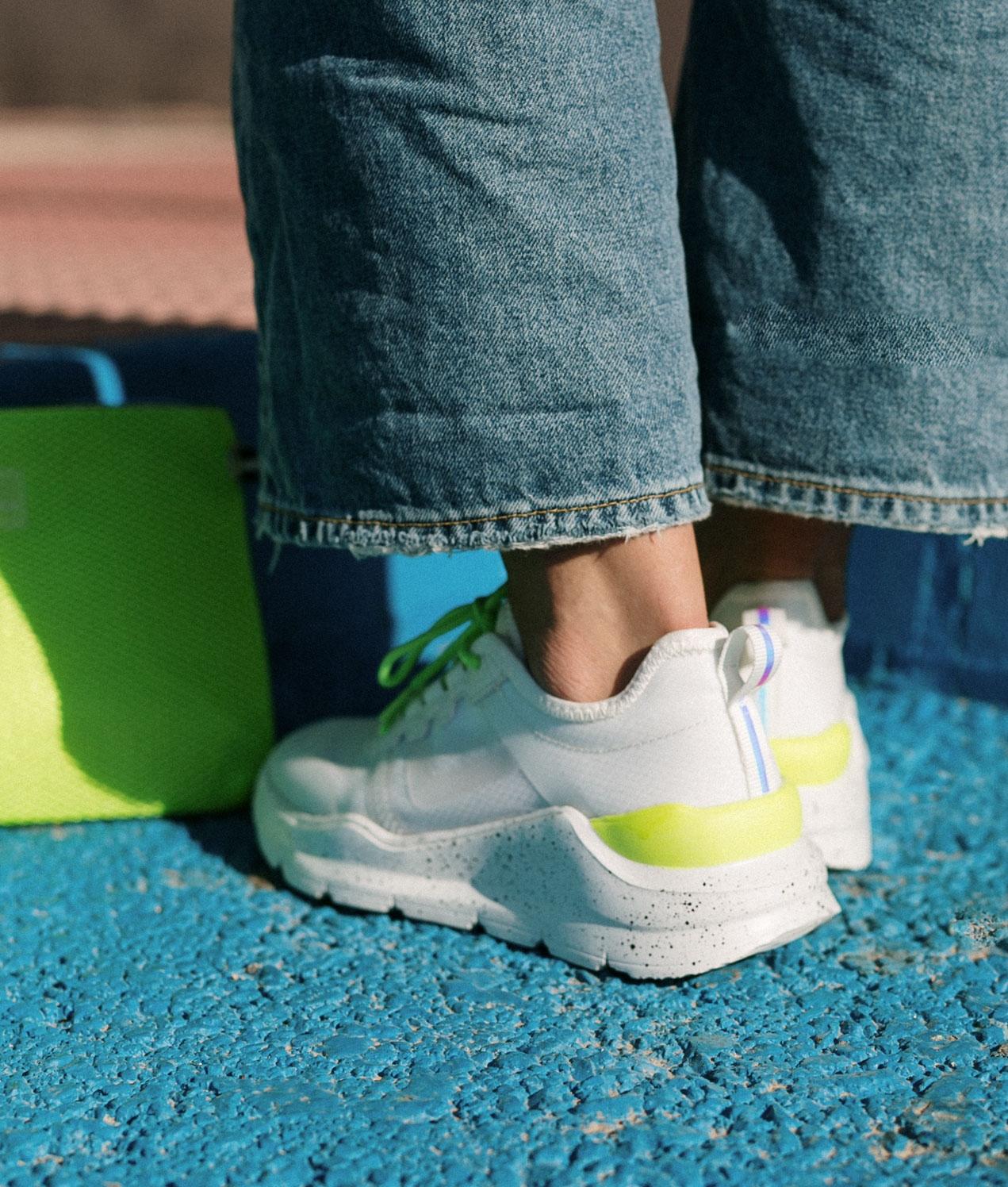 Sneakers Galas - Vert