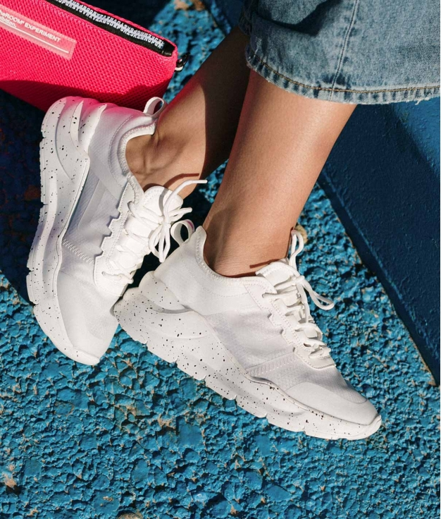 Sneakers Galas - Bianco
