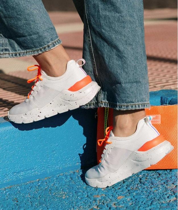 Sneakers Galas - Naranja