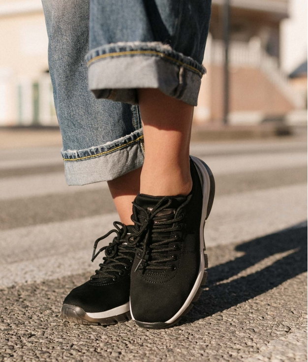 Sneakers Zesa - Preto