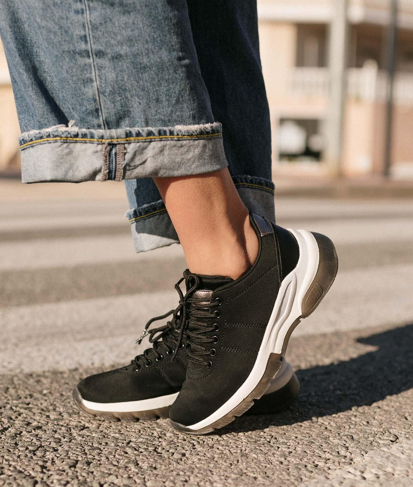 Sneakers Zesa - Negro