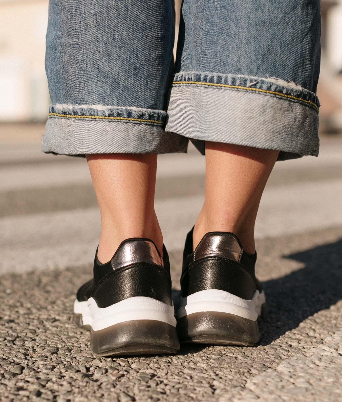 Sneakers Zesa - Black