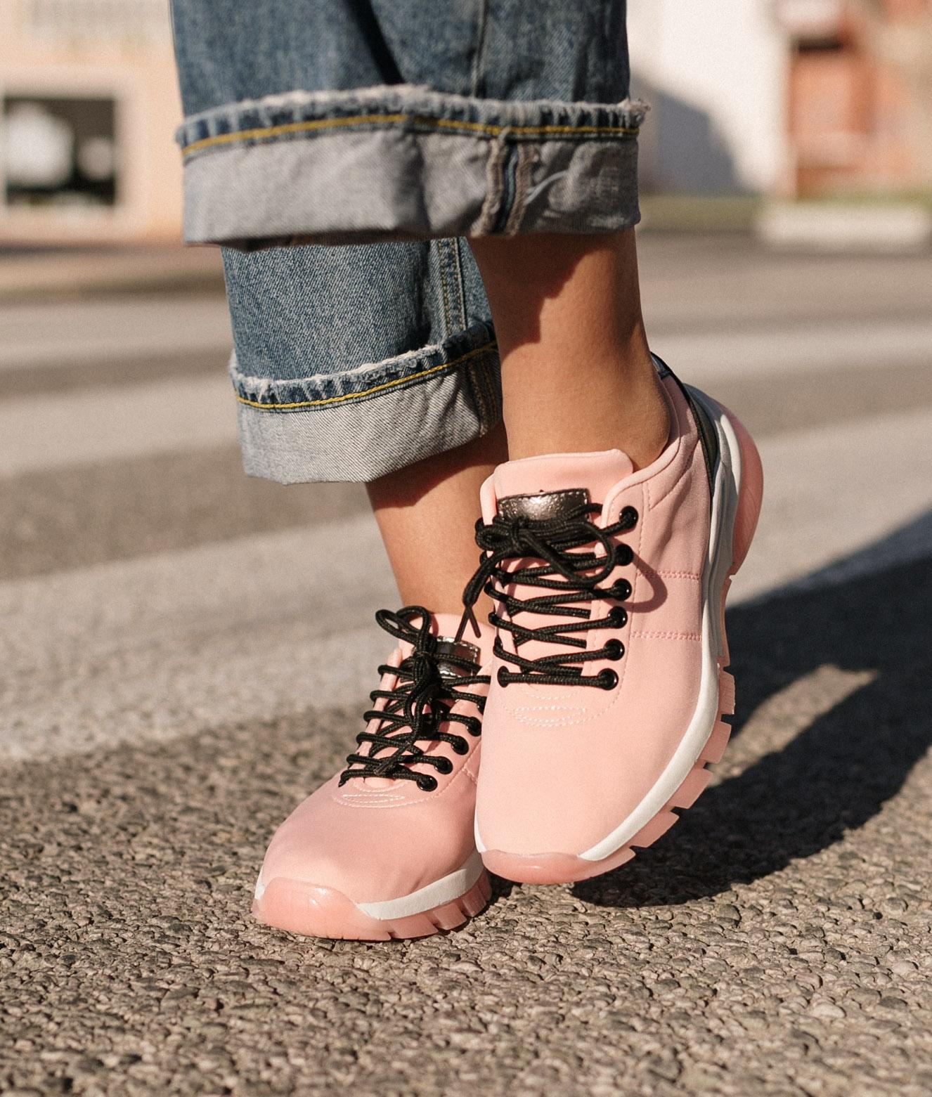 Sneakers Zesa - Pink