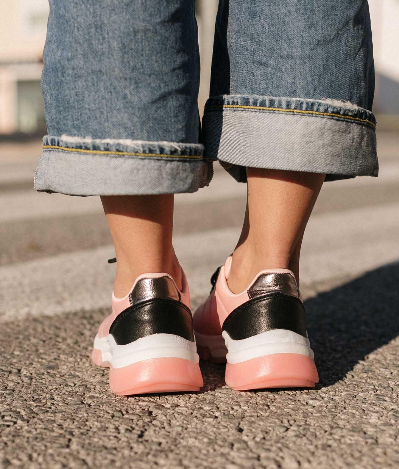 Sneakers Zesa - Rosa