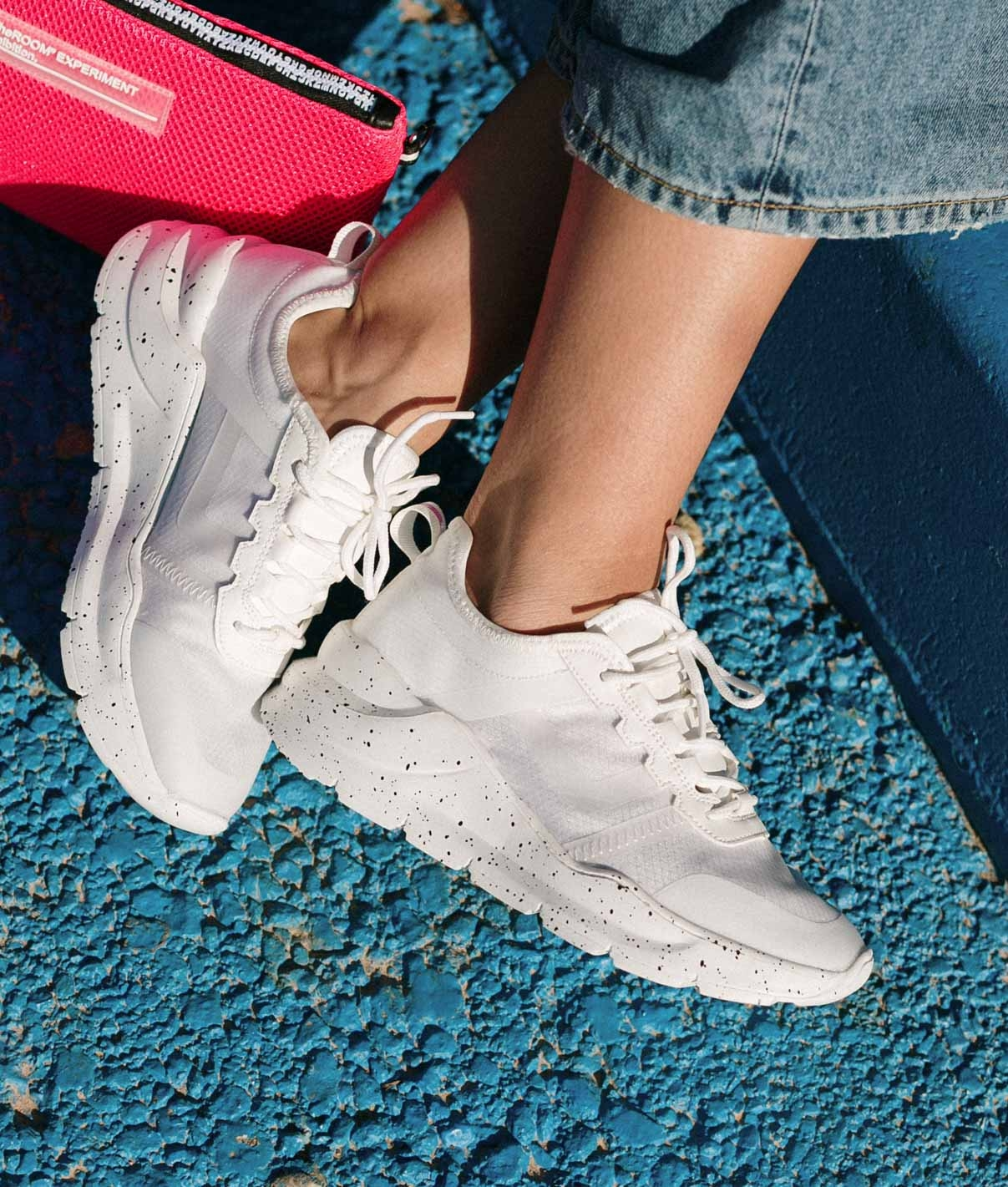Sneakers Galas - Blanc