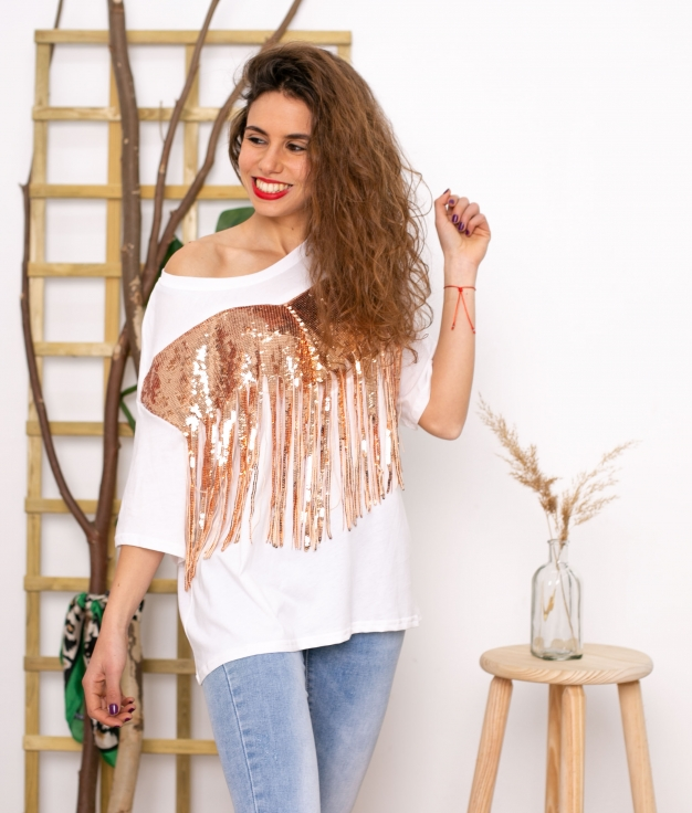 Camicia Konan - Bianco
