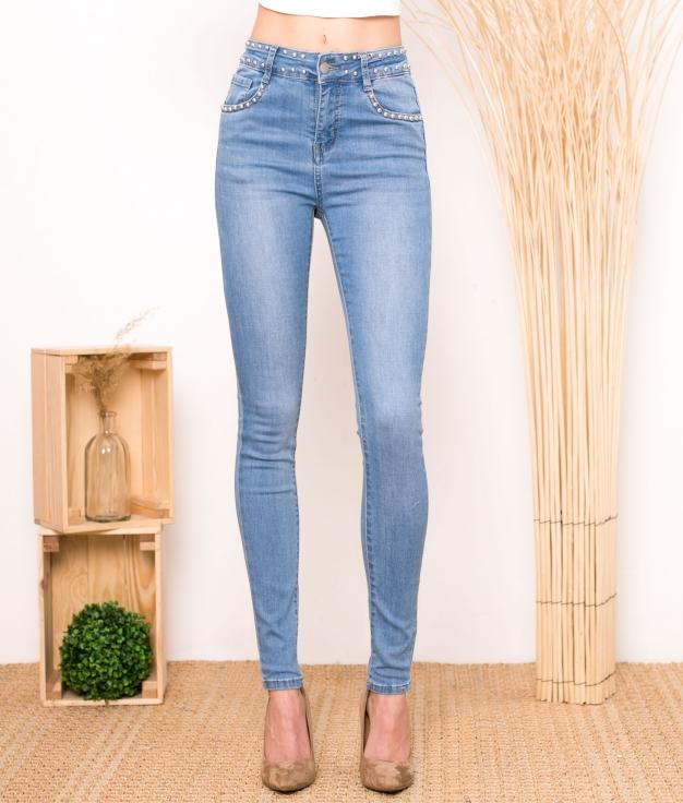 Pantalon Aneko - Denim