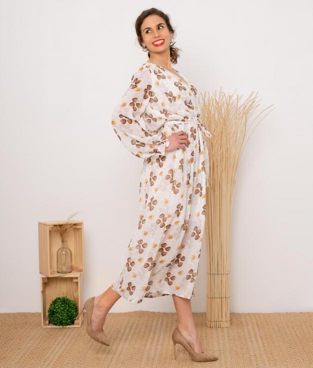 Vestido Mumford - Blanco