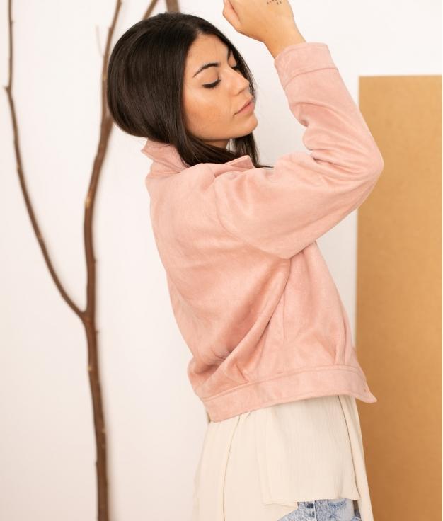 Jacket Combo - Pink