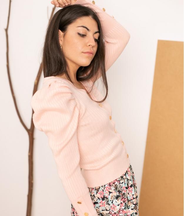Jacket Oban - Pink