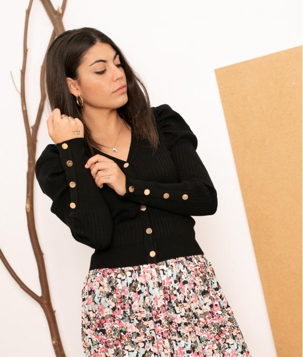 Jacket Oban - Black