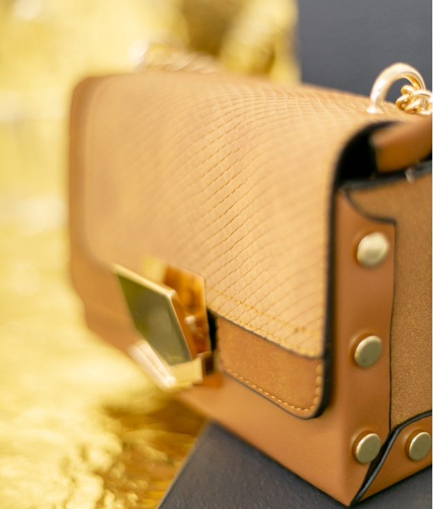 Bag Vernino - Camel