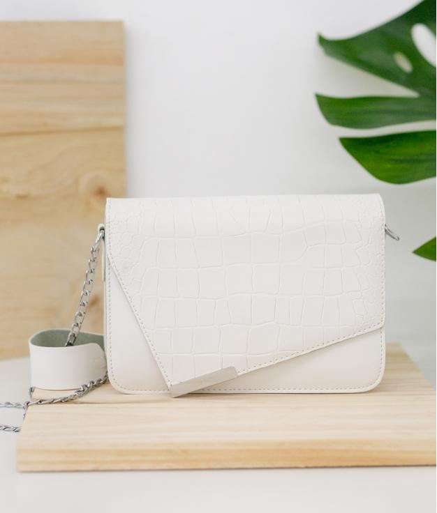 Bag Waser - White