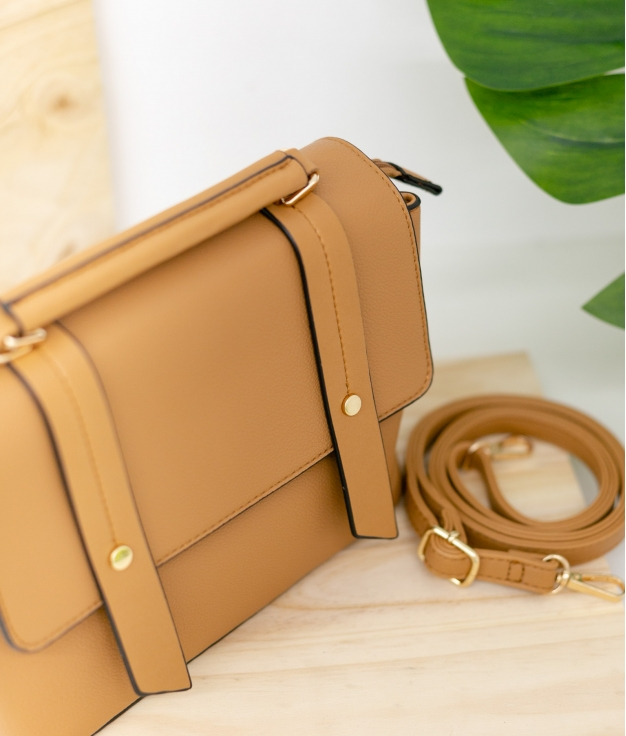 Bag Duolipa - Camel